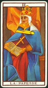 Carta 2. La Papisa