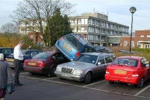 Truco para aparcar