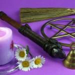 La wicca y el tarot