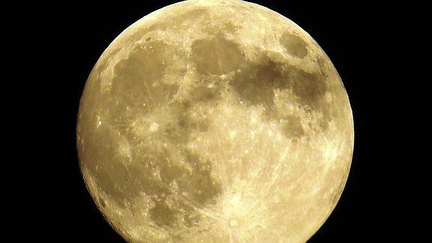 Luna llena mágica