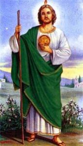 Oración a San Judas Tadeo