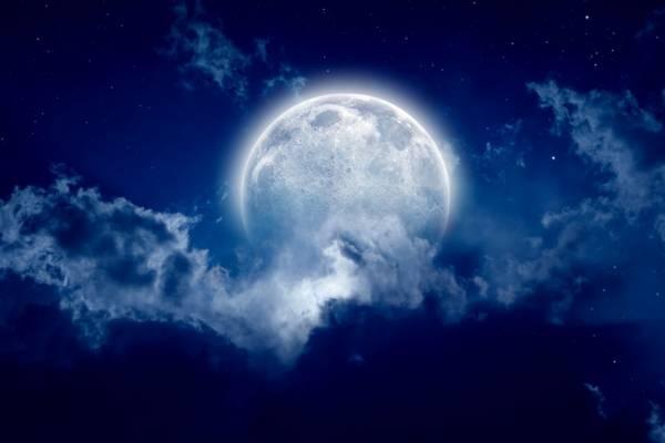 Luna Llena de Otoño